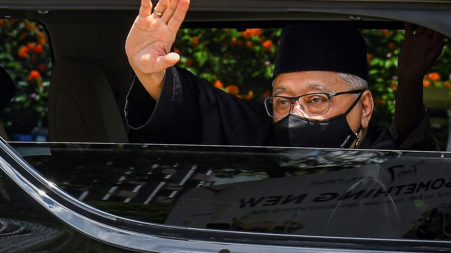 Ismail Yaakob jura su cargo como nuevo primer ministro de Malasia