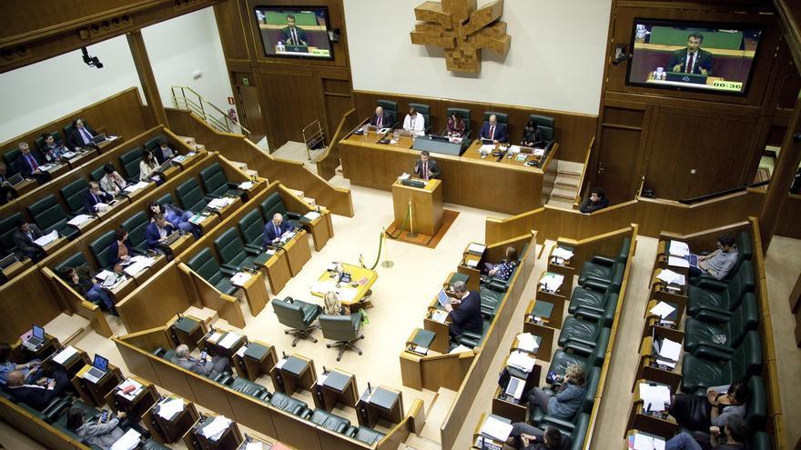 """Parlamento Vasco aprobará una declaración para denunciar """"la imposición de la Constitución"""" y pedir el derecho a decidir"""