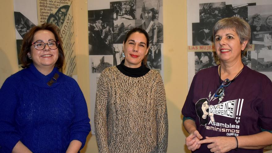 """Inauguración de la exposición """"Mujeres Libres"""""""