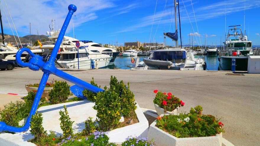 Puerto de Benalmádena /Foto: Puerto