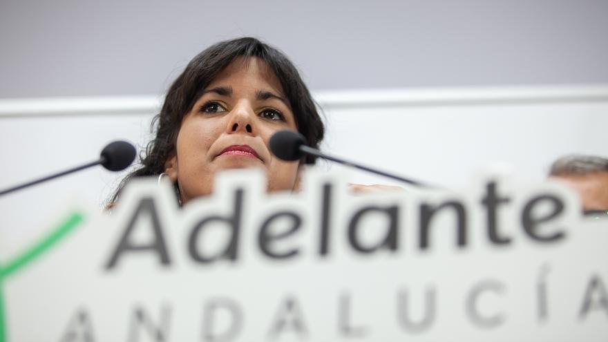 """Rodríguez subraya, tras el CIS, que Adelante es la única fuerza """"con capacidad de crecer"""" y ve """"crucial"""" la campaña"""