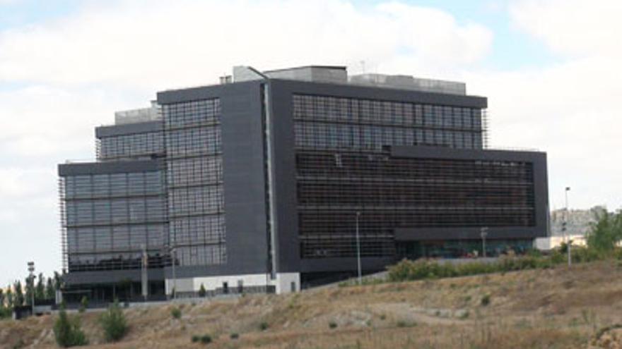 La meseta for Oficinas de bankia en valladolid