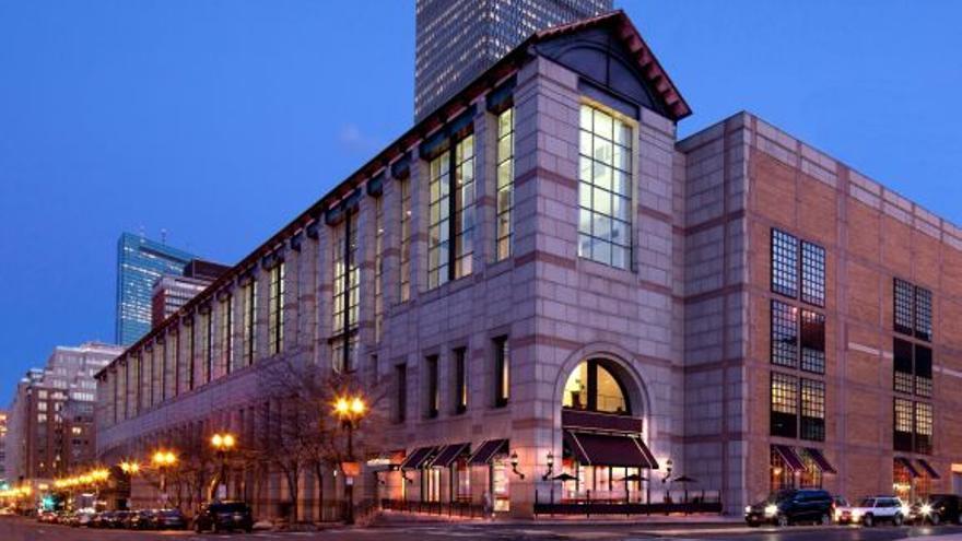 Centro de Convenciones John B. Hynes Veterans Memorial