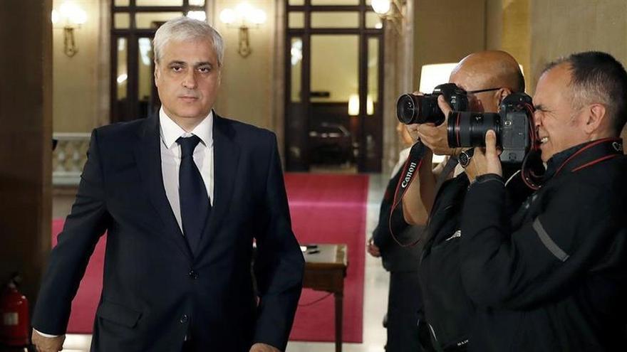 El TSJC investigará al exconseller Germà Gordó por el caso del 3%
