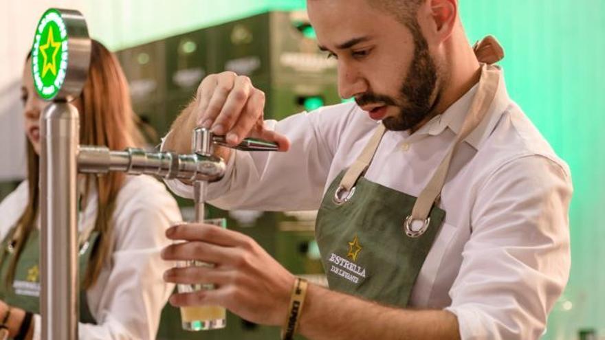 Estrella Levante ofrece el nuevo servicio de 'Bar Manager' desde este martes