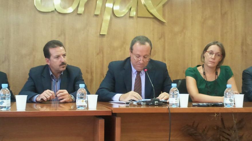 (Ampliación) Terciado renuncia a la presidencia de Cecale y se mantiene en Cepyme y Confae