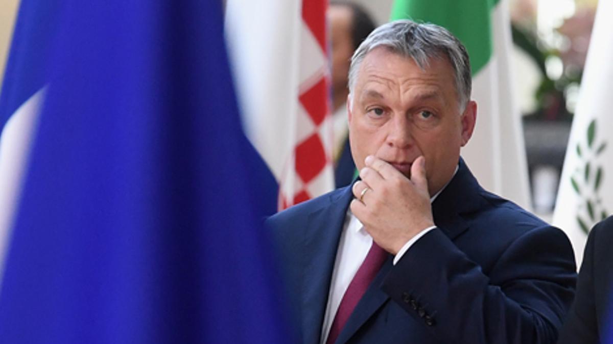 Primer ministro húngaro, Viktor Orbán