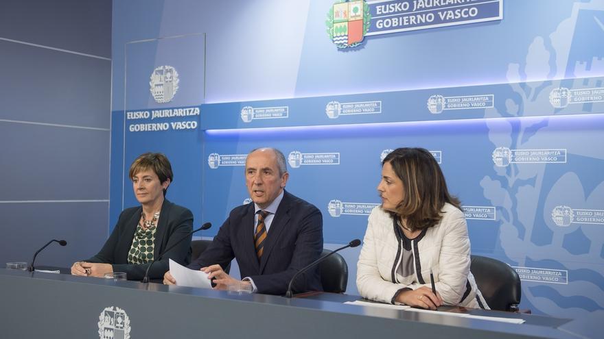 """Gobierno vasco espera cerrar con el Estado en un plazo """"breve"""" el acuerdo sobre el Cupo"""