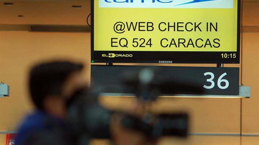 Avianca reconoce las dificultades para transportar pasajeros de Venezuela