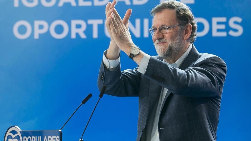 Rajoy participará el jueves 8 en la reunión del PPE en Valencia, que contará con Santamaría, Cospedal y González Pons