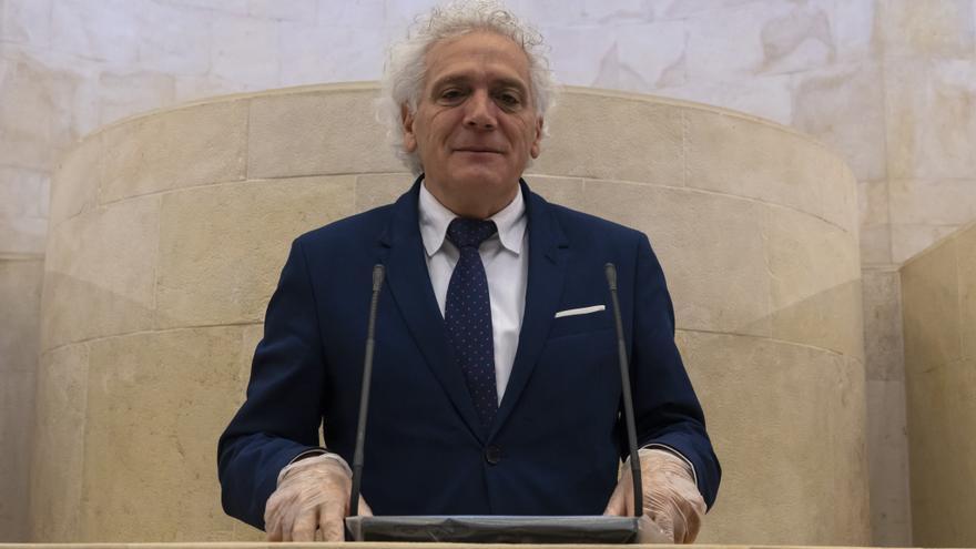 Ángel Cuevas, presidente Asociación Empresarial Hostelería de Cantabria