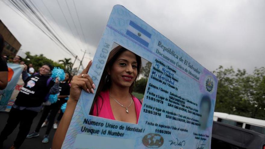Comunidad LGTBI de El Salvador pide acabar con la discriminación y la violencia