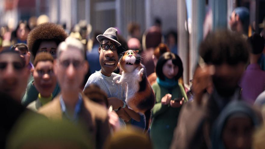 """""""Soul"""", el alma de Pixar rompe el corazón de los cines"""