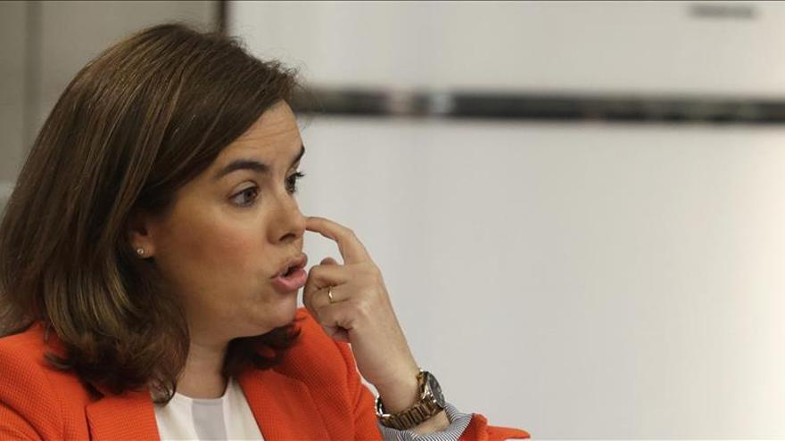 El Gobierno pedirá responsabilidades cuando sepa quién filtró el IRPF de Esperanza Aguirre
