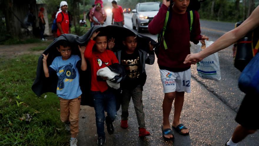 Unicef reclama a EE.UU. un nuevo enfoque con los niños migrantes