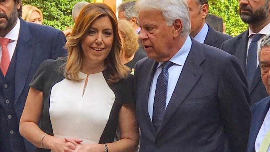Felipe González no irá finalmente al Congreso del PSOE por un viaje ineludible a Colombia