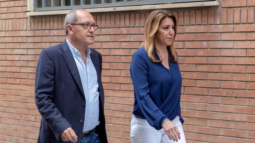 """Díaz: """"Rajoy está inhabilitado para gobernar y España necesita un cambio"""""""