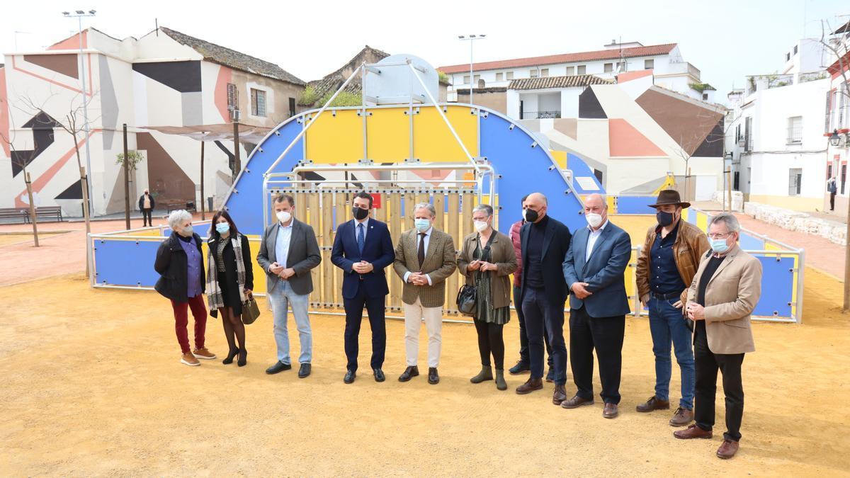 Finalización de las obras en el antiguo Cine Andalucía