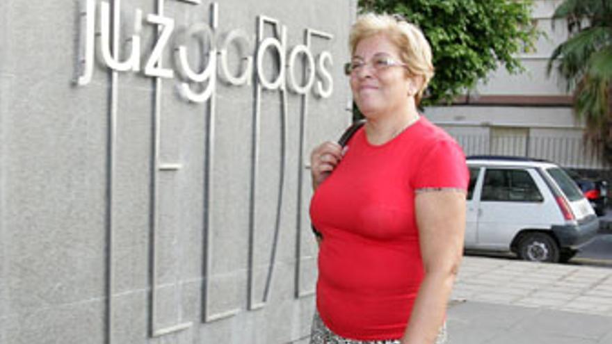 María Antonia Torres, ex concejal del PP de Telde. (QUIQUE CURBELO)