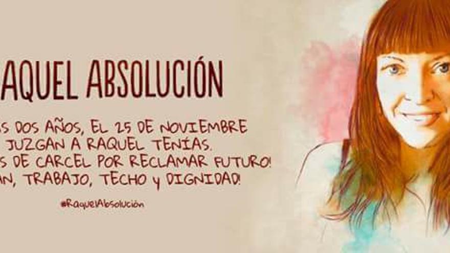 #RaquelAbsolución.