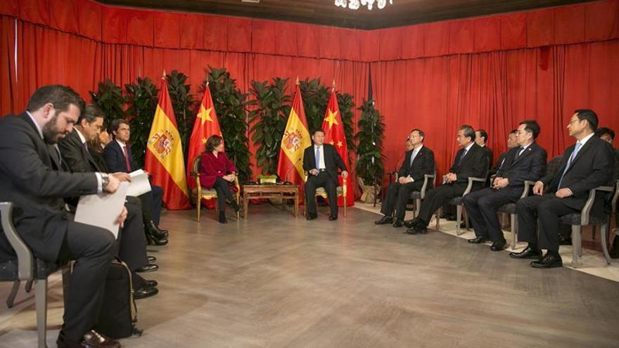 China y España estudiarán abordar proyectos comunes en Latinoamérica