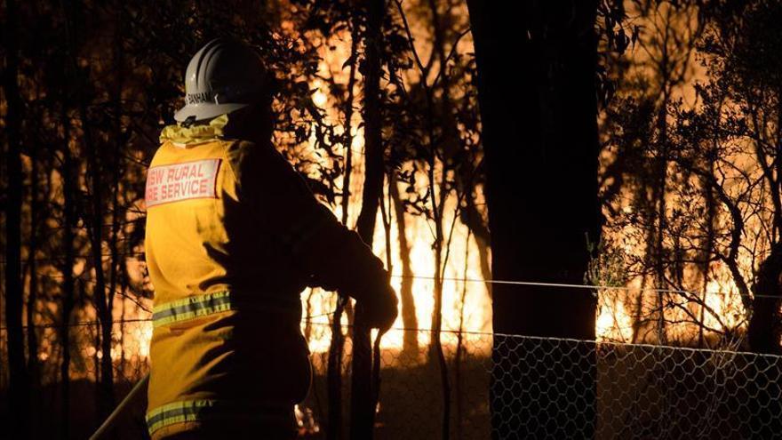 Al menos cuatro muertos en incendios forestales en el suroeste de Australia