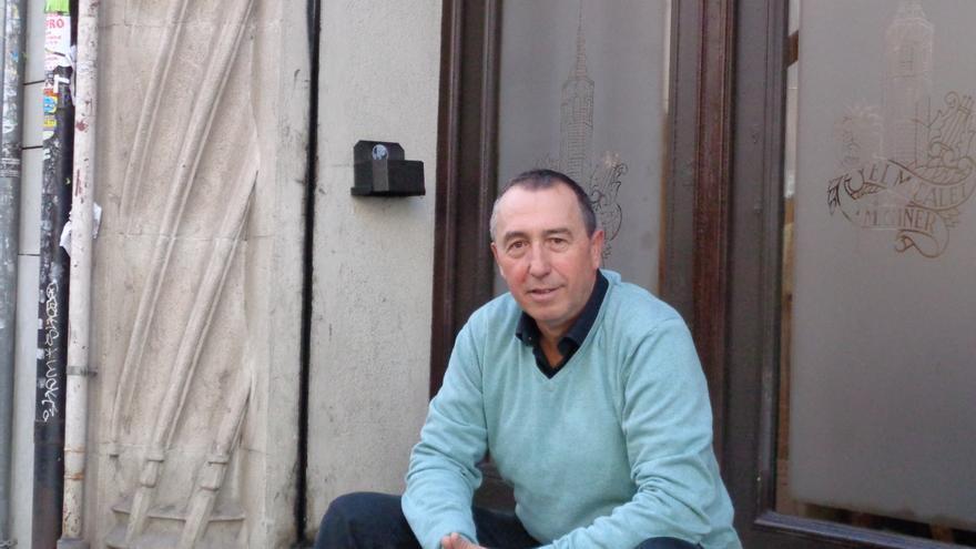 Joan Baldoví, cabeza de cartel de la candidatura 'Compromís-Podemos. És el Moment'