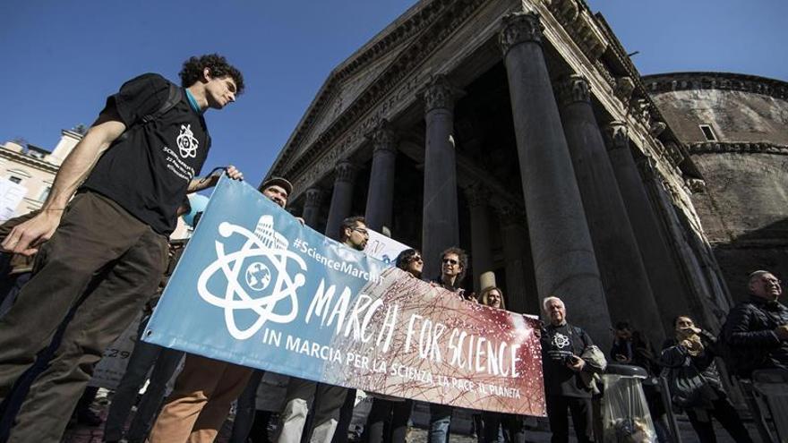 La defensa de la Ciencia se extiende al mundo entero