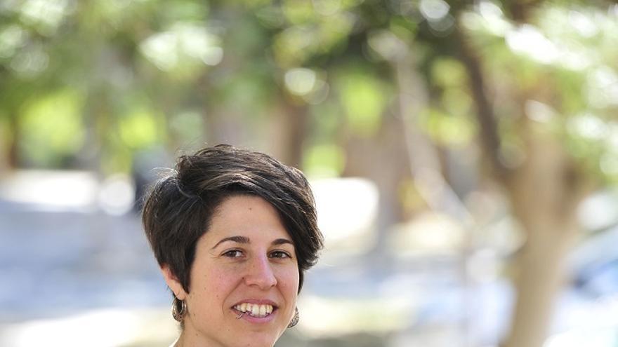 Raquel Luján Soto (Albacete, 1987), agroecóloga