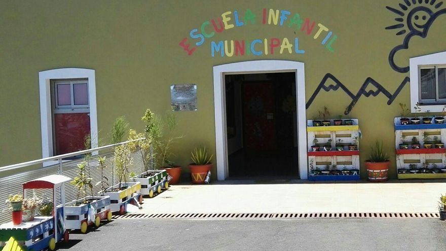 Escuela Infantil de Tijarafe.