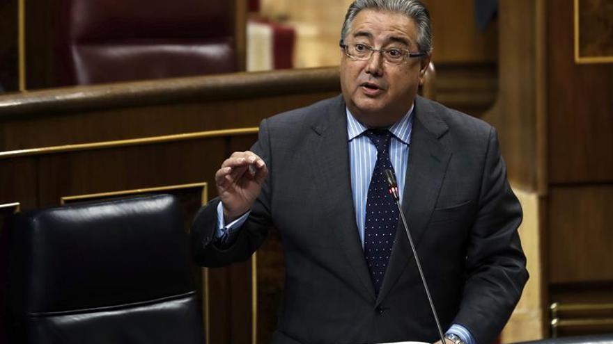 Interior suspende los permisos de policías y guardias movilizados por el 1-O