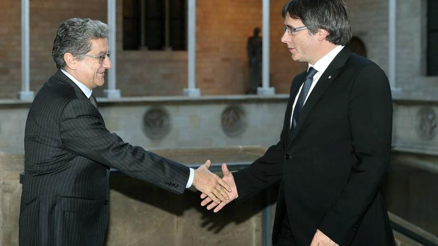 """Millo insta a Puigdemont a dar un """"paso adelante"""" e implicarse en el futuro de España"""