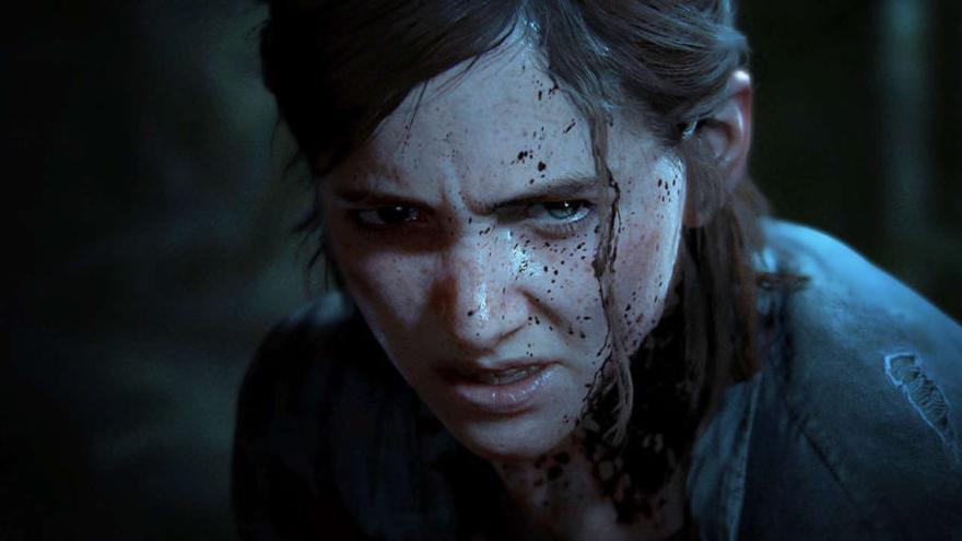 Ellie en 'The Last of Us 2'