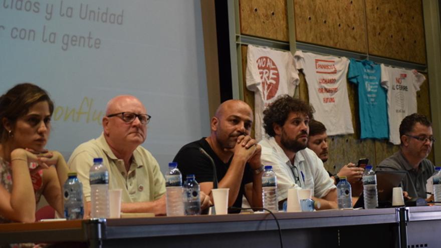 Encuentro de Unidad Popular en Ciudad Real