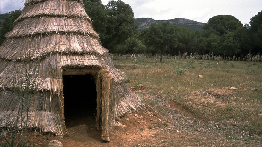 Las cabañas inspiran el nombre del paque nacional / Ecologistas en Acción.