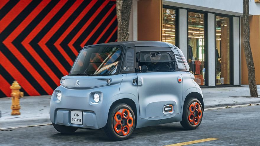 Citroën Ami.
