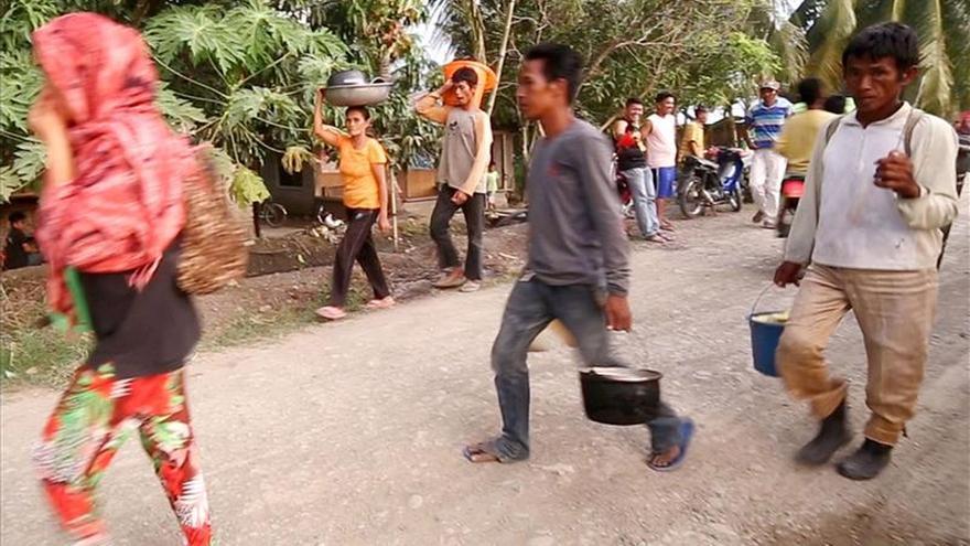 Elevan a 16 los muertos en un ataque de rebeldes musulmanes en Filipinas