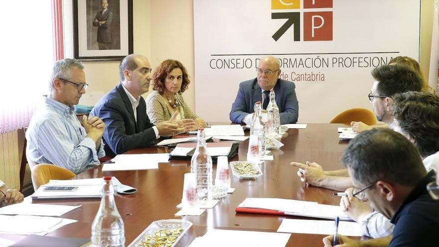 El Consejo de FP aprueba por unanimidad el proyecto de subvenciones para la formación de trabajadores ocupados