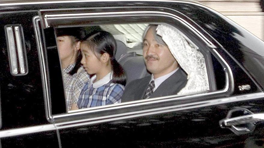 La princesa Kako de Japón pone rumbo a la Universidad inglesa de Leeds