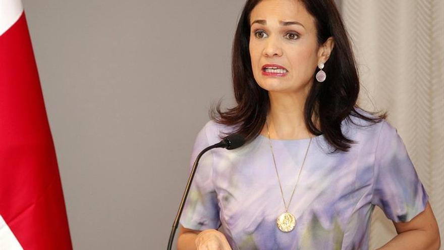 Vicepresidenta de Panamá participará en foro sobre los ODS en Costa Rica