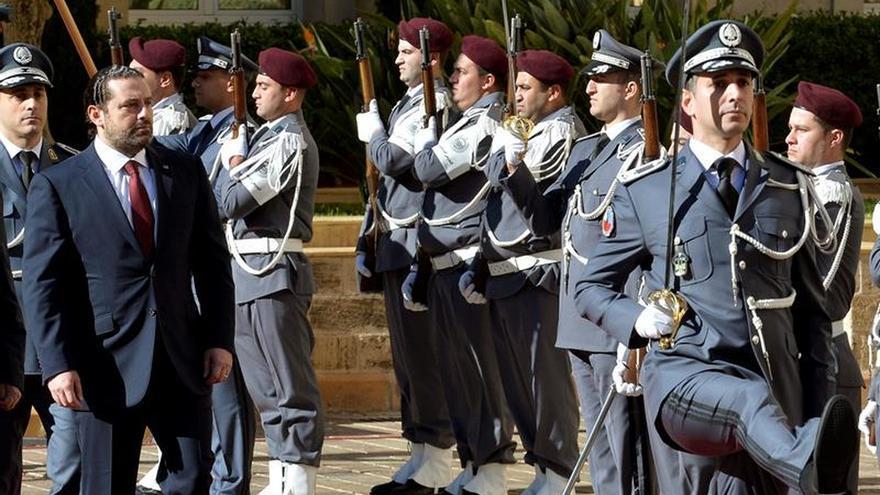El Gobierno libanés de Hariri obtiene la confianza del Parlamento