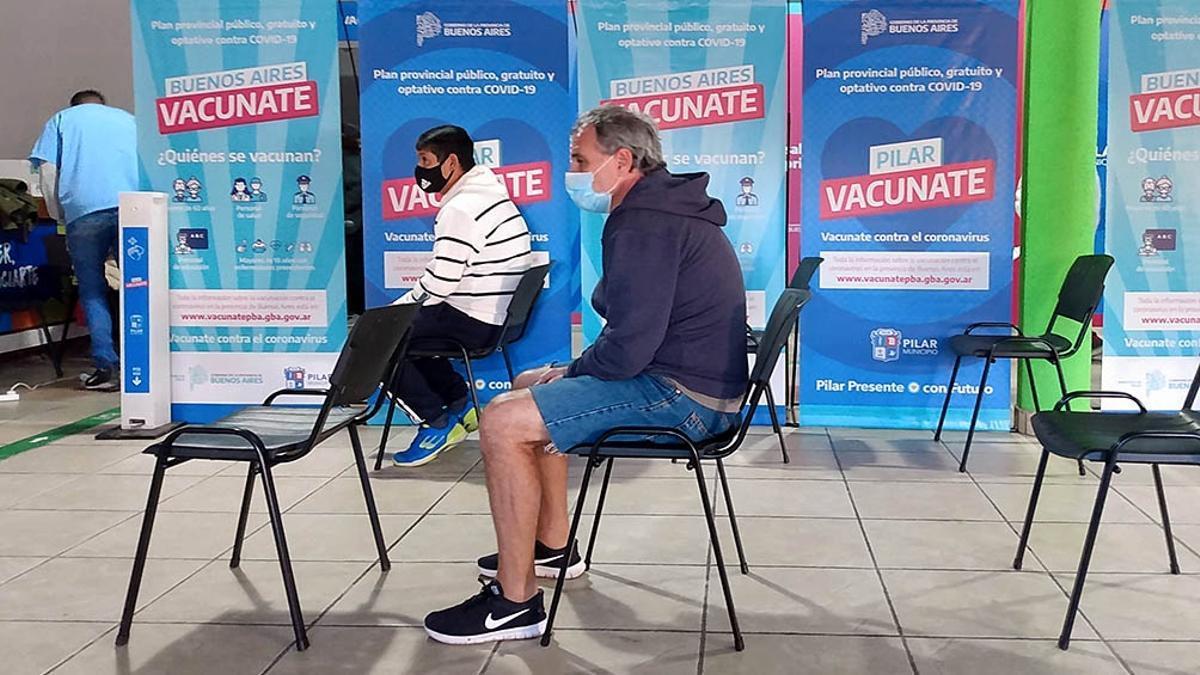 La campaña de vacunación, provincia por provincia
