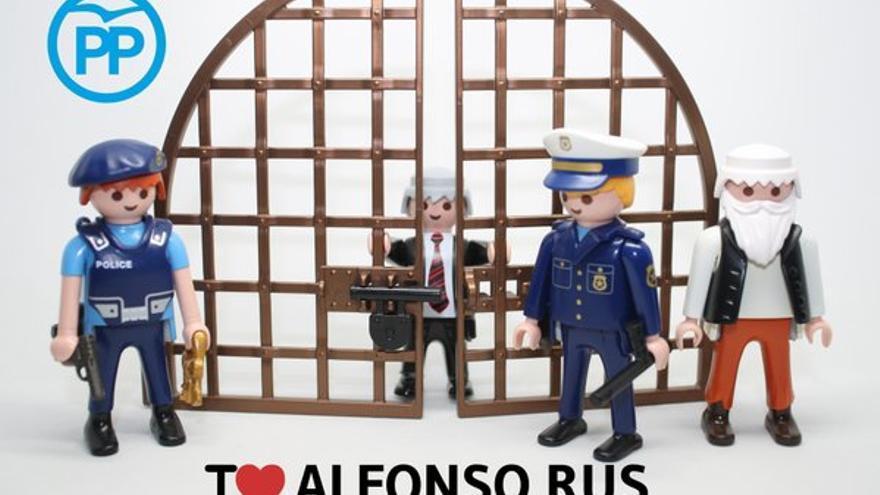 I love Alfonso Rus