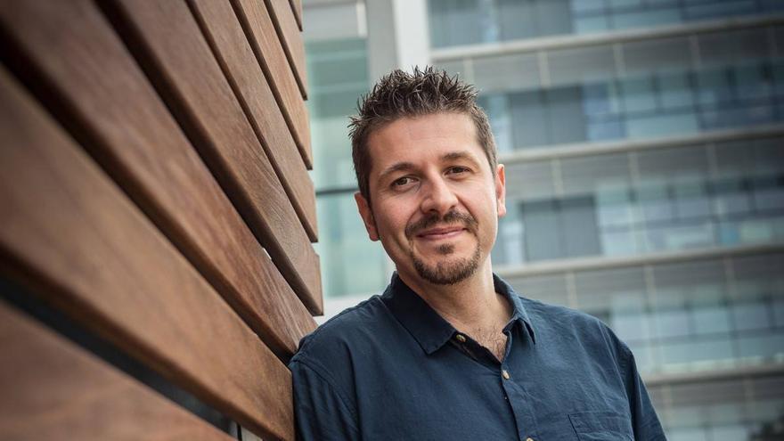 Gabriel Heras es médico intensivista y director del proyecto HU-CI. / Ediciones Península.
