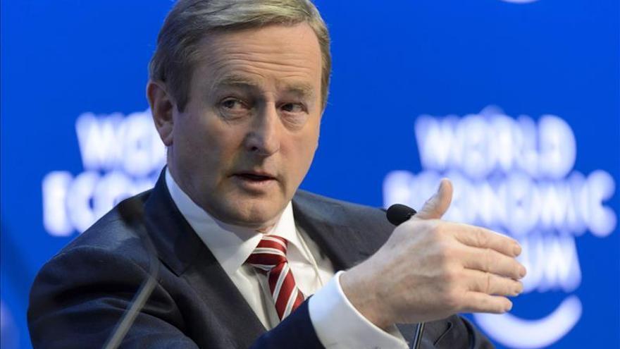 Enda Kenny insta a los irlandeses a que voten sí en el referéndum sobre el matrimonio homosexual