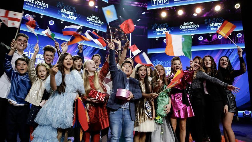 La Ceremonia de Inauguración de Eurovisión Junior 2019