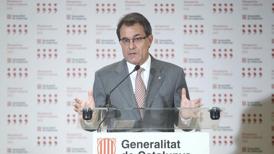 Artur Mas niega que le dijese a Rajoy que se atuviese a las consecuencias si rechazaba el pacto fiscal