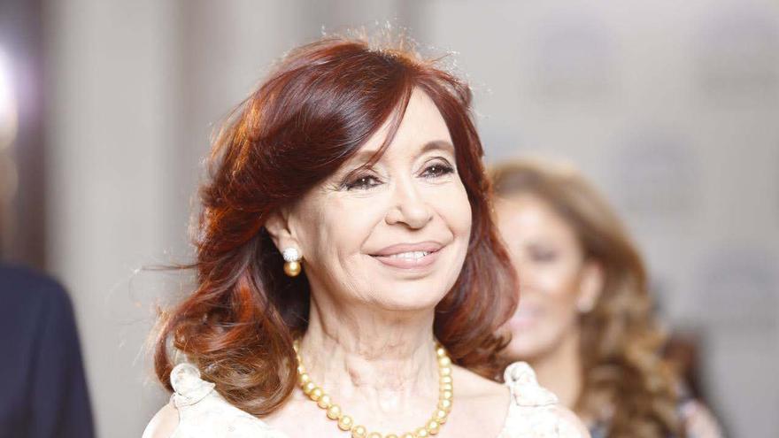 """Cristina Kirchner pidió a los jueces que dejen de """"mirar para otro lado"""" para terminar con la """"violencia machista"""""""