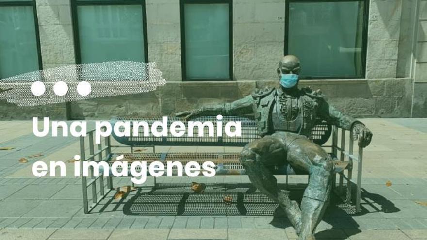 Galería de fotos de Euskadi durante el coronavirus