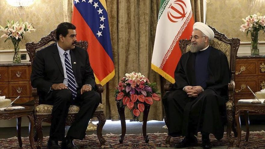 Maduro y Jameneí reafirman la alianza entre Venezuela e Irán contra el imperialismo